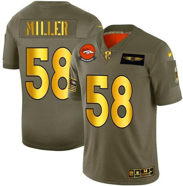 2019 Mens Von Miller Phillip Lindsay