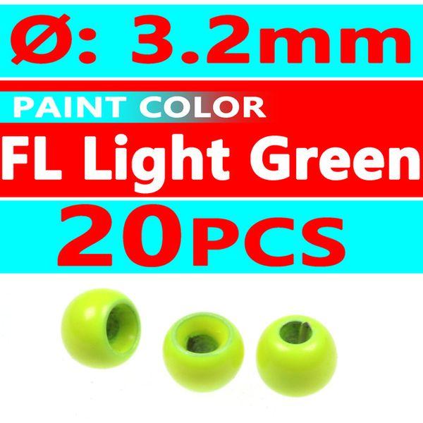 20pcs FL light green