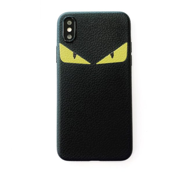Designer Fashion Phone Cases for IPhoneX/XS IPhone7/8P IPhone7/8 6/6s 6/6sP XSMAX XR Luxury Monster Eyes Phone Case
