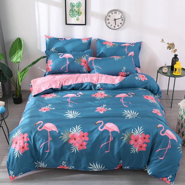 MENGZIQIAN Mode Bettwäsche-Sets Luxus-Bettwäsche Mode einfachen Stil Bettwäsche-Set Winter voller König Twin Queen Bett comporters Sets