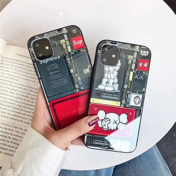 One Piece Luxury имиджевого чехол для iPhone 11 11Pro 11promax Известных куклы нового дизайнер телефона задней обложки для подарков