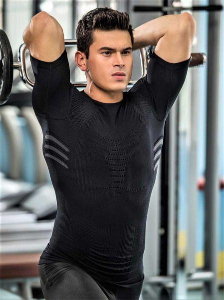 Men Shapers Ultra Sweat Thermal Muscle Shirt Neoprene Belly Slim Sheath Female Corset Abdomen Belt Shapewear Zip Tops Vest MA61
