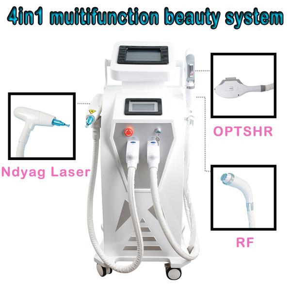 OPT Elight ipl lazer epilasyon yag dövme kaldırma lazer kaldırma rf cilt sıkılaştırma tedavisi profesyonel lazer yüz germe makinesi