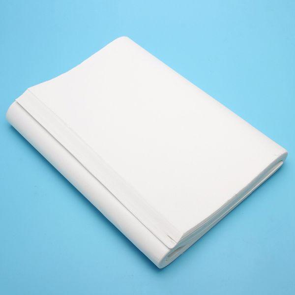 100pcs Xuan papel chino semi-Raw papel de arroz para la pintura china de la caligrafía o papel Artesanía Suministros Uno de los cuatro tesoros de la