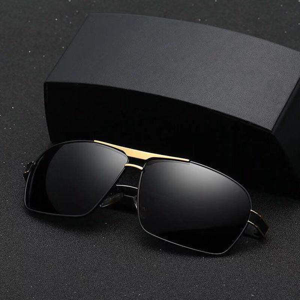 nuevo concepto 17897 6624e Compre Mercedes Benz Hombres De La Moda HD Gafas De Sol Polarizadas Marca  Mercedes Gafas Gafas Lentes De Sol Mujer Gafas De Conducción Gafas De Sol  ...
