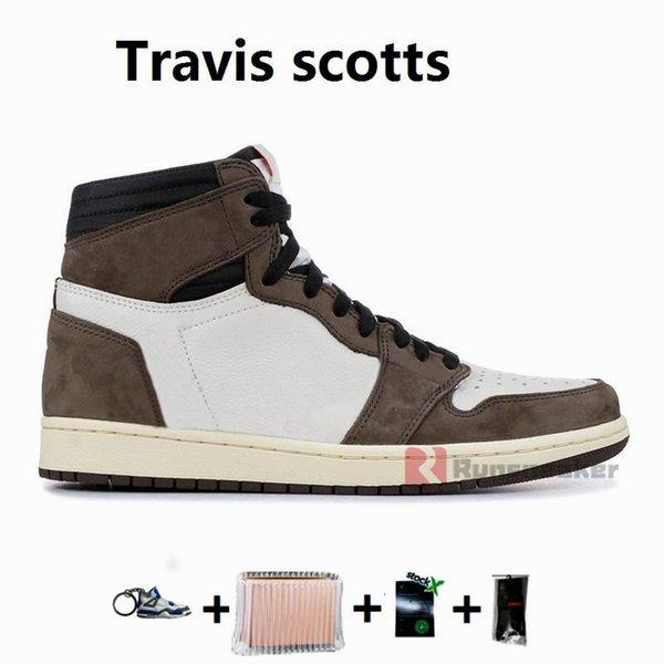 1s- Travis scotts