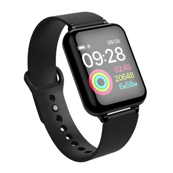 B57 Smartwatch Fashion Sports For Android / IOS With 1.3 IPS Heart Rate Monitor Blood Pressure Functions Smart Watch