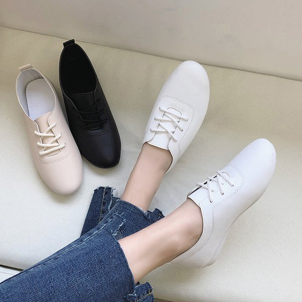 2019 best youth white women's shoes casual trend sports shoes TCOO