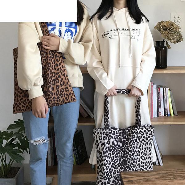 borse di leopardo di buona qualità Borsa donna casual marche designer 2019 tracolla a tracolla borsa in pelle scamosciata borse delle donne Torebki
