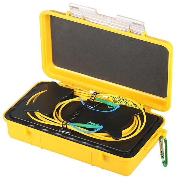 LC / APC-LC / APC-OTDR-Dead-Zone-Eliminator, Fibre-Ringe, OTDR-Kabel für die Glasfaserausführung 1 km