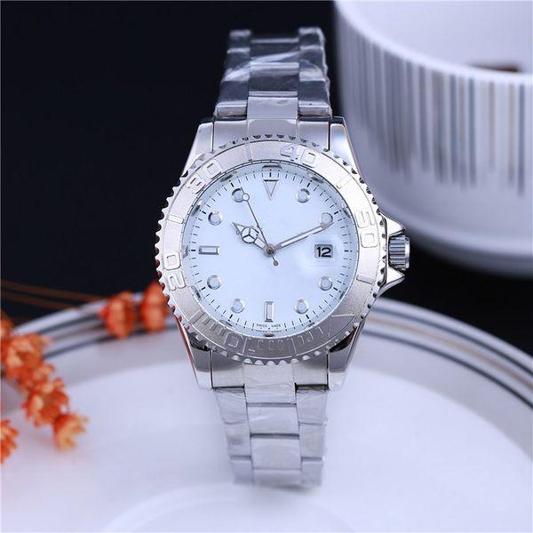 De gama alta relogio masculino para hombre relojes de lujo wist moda Dial Negro Con Calendario Bracklet Broche Plegable Maestro Hombre relojes de lujo