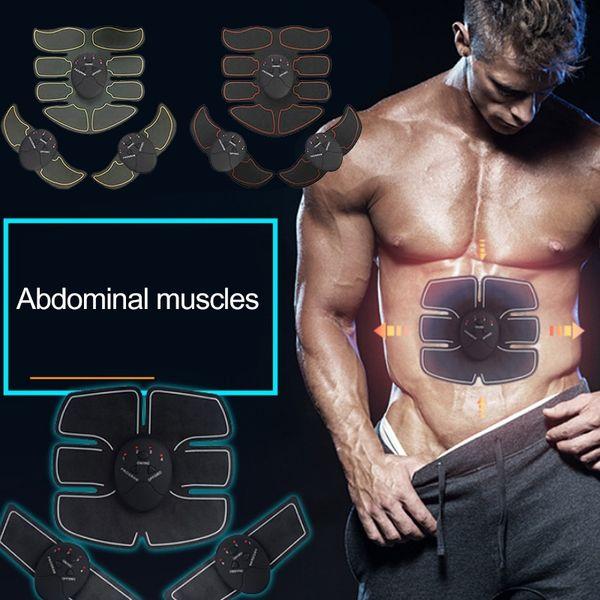 Тренажер для мышц тела пластика стимулятор живота тонер для мышц упражнения форма тела для тренажеров тренажер для мышц # 323815