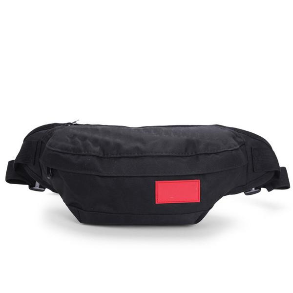 2018 diseño de lujo bolsa de la cintura Sup Letter Bolsas de impresión de hombro Los hombres y las mujeres manera ocasional del bolso bolsos de marca de alta calidad Waistpacks