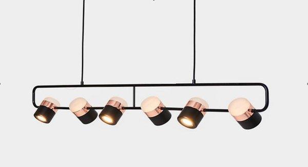6 lamp