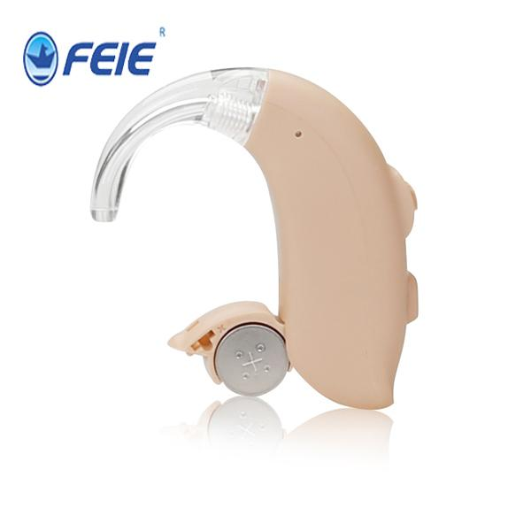 Portable Mini Digital Hearing Aid behind the Ear Tone Volume Adjustable Hearing Aids Hot sale Small Instrument MY-15