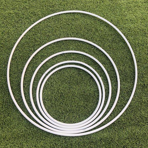 tubo redondo blanco