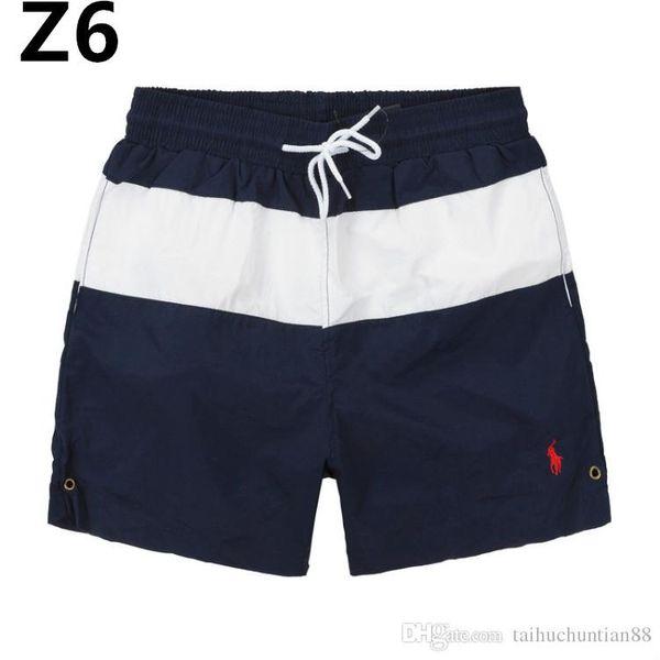 5a53296371bab Verão mens swimwear meninos board shorts calças praia navy shorts de surf  homens troncos de natação