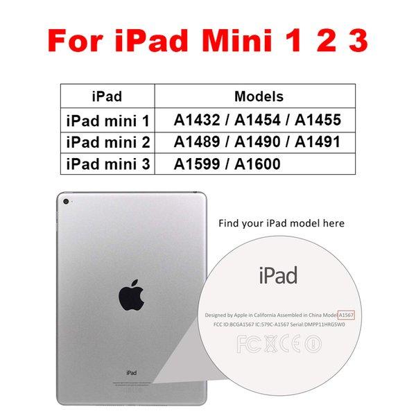 Para mini iPad 1 2 3