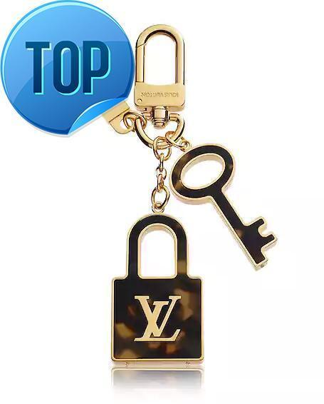 2019 Gift Women Men Accessories Charm Key Holder KEY HOLDERS BAG CHARMS HOME 2019 Gift Acrylic CHAIN IT BAG CHARM AND KEY HOLDER MP0749