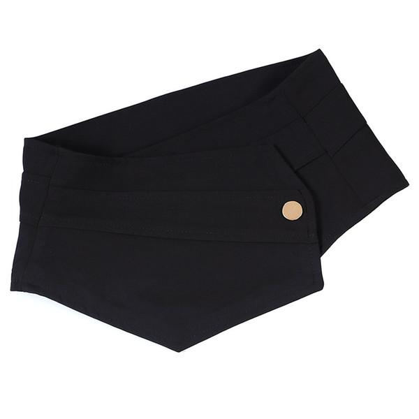 Costumes de dames européennes en tissu ceinture ceinture taille haute large manteau robe ceinture sangle ceinture noire femme Caestus ceinture noire ceinture corset