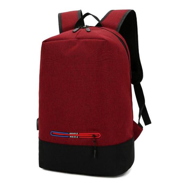 2019 Bags Women Girls Canvas Preppy Shoulder Bookbags School Travel Backpack Bag Rucksack Cool Daypack Shoulder bag