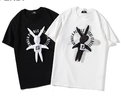 Yeni yaz kadın erkek casual T-shirt Erkek kız tee kısa kollu baskı unisex T Shirt H28 #