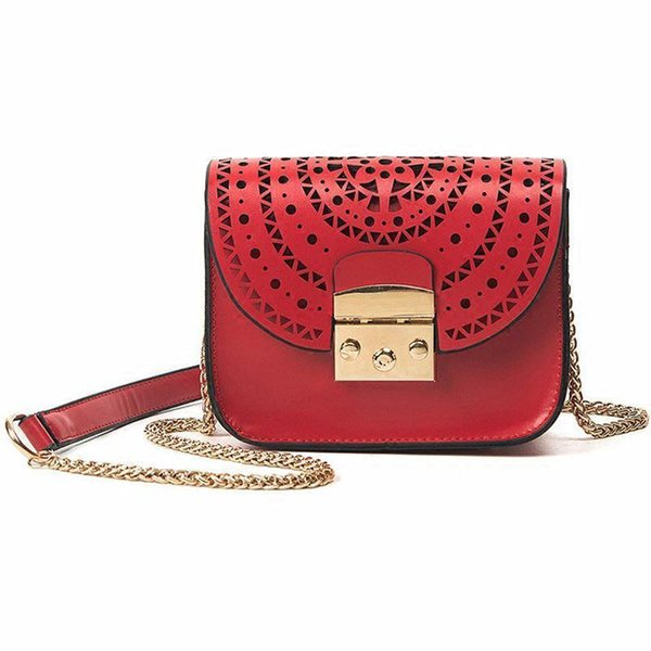 mini bags women Hollow Out shoulder bag famous designer messenger bags flap chain crossbody bag fashion france style handbags