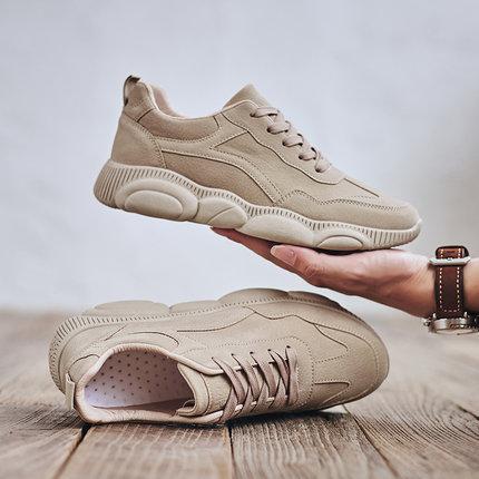 Nouvel été hommes chaussures respirant loisirs mode sport chaussures style portuaire art rétro japonais chaussures de course tendance coréenne