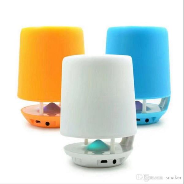 E-304B Wireless Bluetooth audio creative pen holder mobile phone mini portable subwoofer card U disk gift small speaker