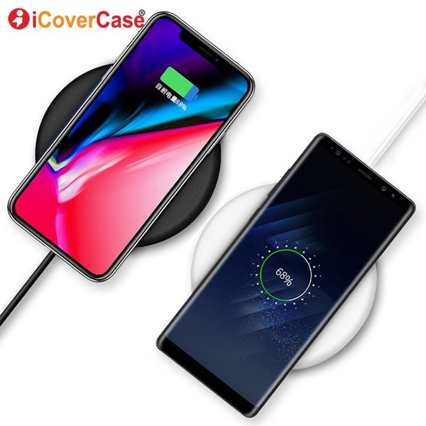 Wireless Charger For Ulefone Power 5 5S Armor X 6 Leagoo Power 5 S10 Chargers USB Charging Pad Dock Power Case Phone Accessories