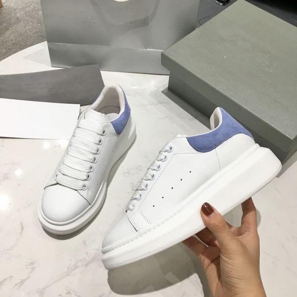 Роскошные мужчины женщины кожа повседневная обувь дизайнер кроссовки новый черный белый женская мода спортивная обувь тренеры xrx19040306