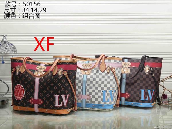 YENI stiller Moda Çanta Bayan çanta çanta tasarımcısı kadın tote çanta çanta Tek omuz çantası sırt çantası 50156