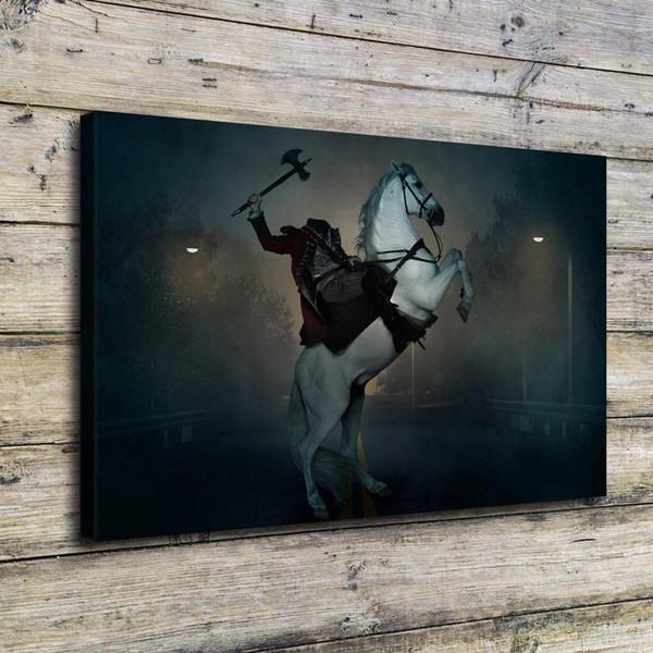 Sleepy Hollow Series Poste, 1 Pièces Décor à la maison Imprimé HD Modern Art Peinture sur Toile (Sans cadre / encadré)