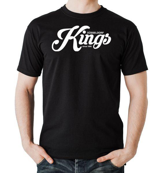 Dusseldorf Kings T Shirt Black Ultras Fussball Fan Trikot Rensing Ko Karneval Cool Looking T Shirts Buy Designer Shirts From Mrbronson79 12 7