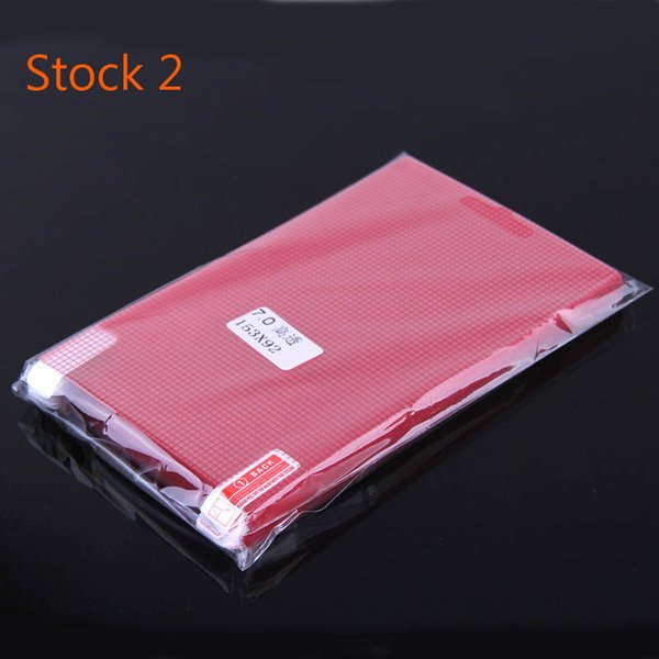 9 inch 1000pcs Universal Anti-glare Matte Screen Protector for iphone for samsung phone for Tablet Full Screen 192*132mm Protective Film