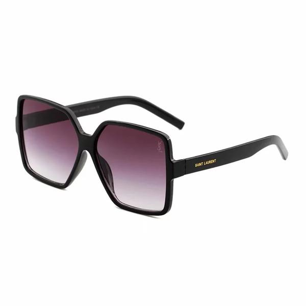 6494 brand sunglasses fashion designer classic big square frame eyewear women driving shopping outdoor glasses shade mirror eye sun glasses