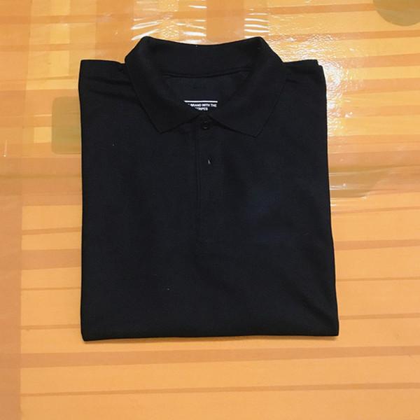 2019 Designer mens t shirts Men's Polo Shirts Short Sleeve Cotton Tee Basic Sports T-Shirts Adi A106