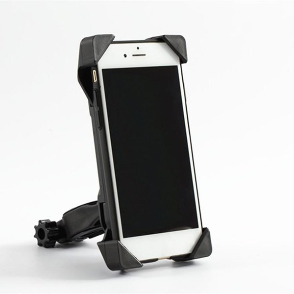 360 Degree Bike Mount Cell Phone Holder Motorcycle Bicycle Mobile Phone Bracket Support Handbar Mobile Phone Stand Cradle with Retail Box