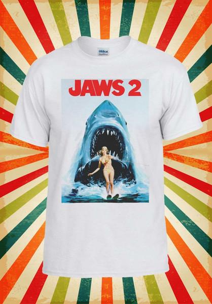 Jaws Human T shirt Artwork Steven Spielberg Funny Shark