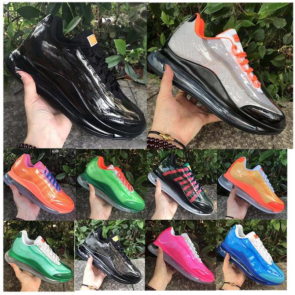 Erkekler kadınlar ayakkabı Kamika Turuncu Sarı Mavi Siyah Pembe Erkek Eğitmenler Spor ayakkabılar 36-45 Çalıştırmak için Yeni Ürün 3D Oluşturucu Heron Preston
