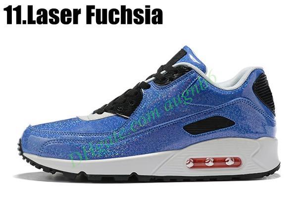 11.Laser fucsia