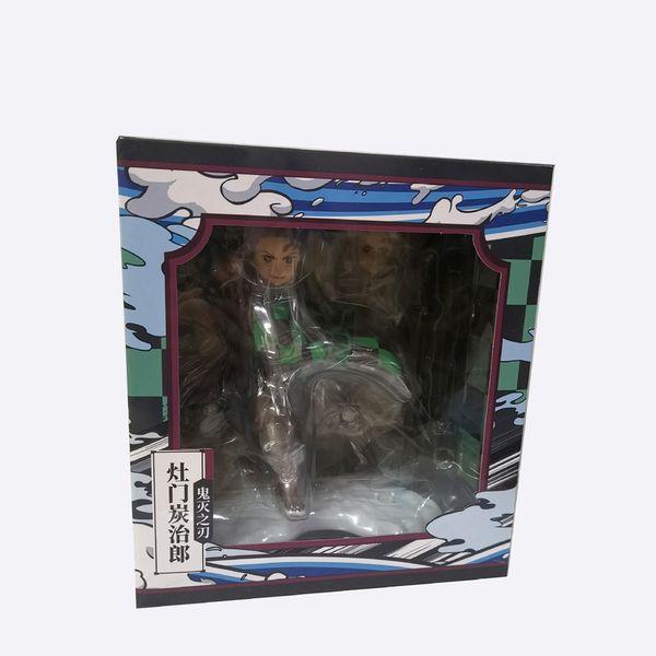tanjirou 1 avec la boîte