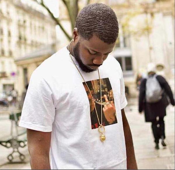 2019 Diseñador de verano mans camisetas para hombre ropa marca manga corta camiseta mujer tops S-XL