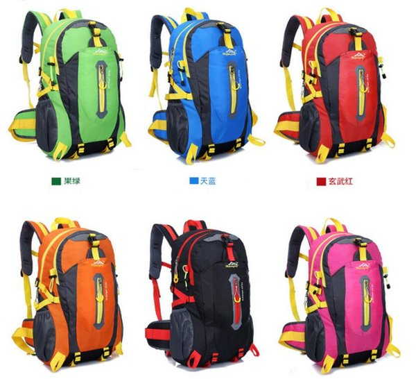 New Classic Fashion Women Men Backpack Rucksacks kanken Backpack Outdoor Hiking Camping Gym Bags Travel Sport Bag School Bags luggage