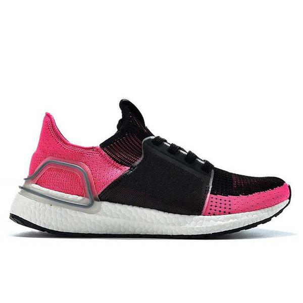 A17 36-39 Schwarz Pink