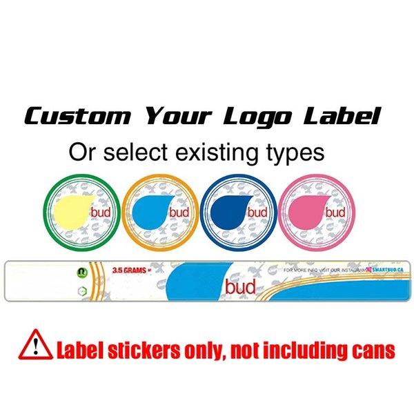Étiquette Cutom (MOQgt; 1000pcs)