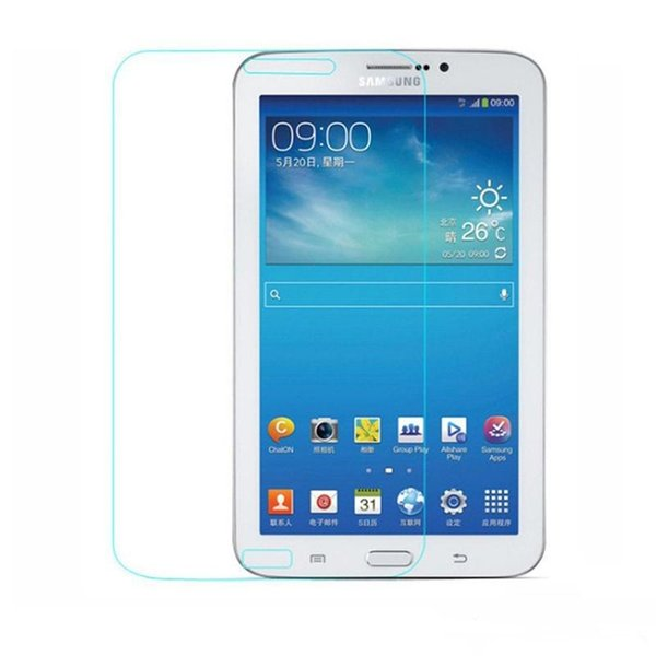 High quality Explosion Proof 9H 0.3mm Screen Protector Tempered Glass for Samsung Galaxy Tab 3 7.0 T211 T210 P3200 P3210