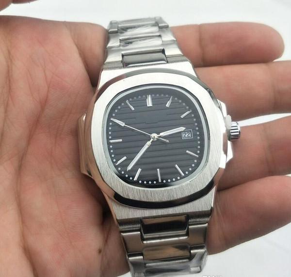 New luxury watche cool men watch wri twatche fa hion port tainle teel quartz calendar men watche pp watch