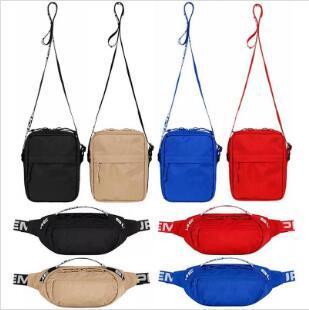 best selling Woman Bag High Quality Waist Bags Fashion Hip-Hop Belt Bag Unisex Oxford Fanny Pack Men Messenger Bags Shoulder Bag Free Shipping