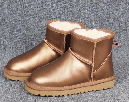Neue Mode heiße australische klassische Freizeitschuhe Turnschuhe flache Schuhe Winterstiefel Damenstiefel Schneeschuhe Top-Qualität